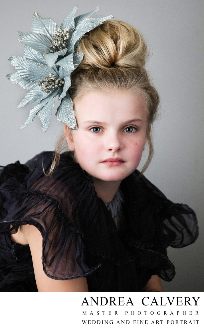 Fine Art Child Portrait Photograph Texas Ovilla Dallas