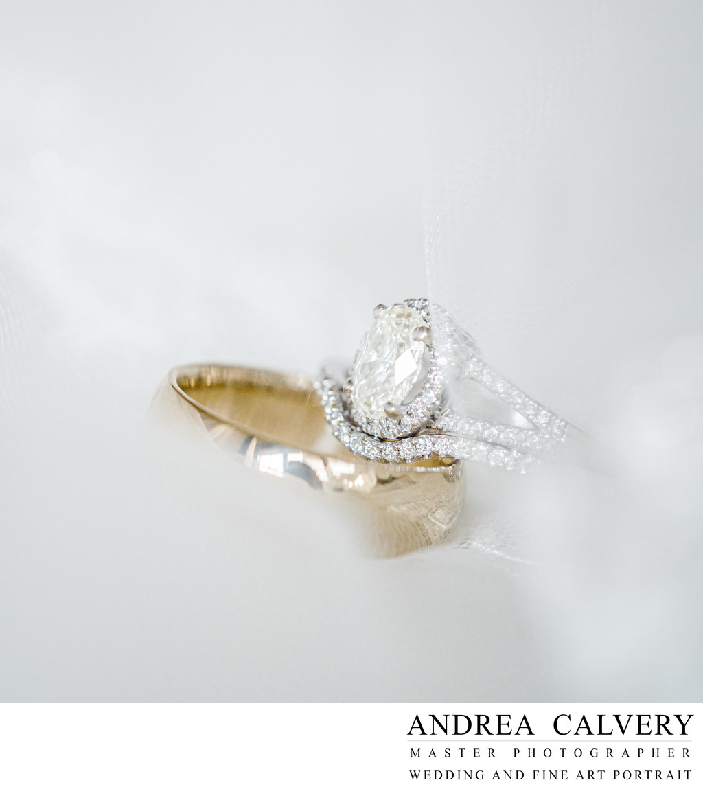 Dallas Top Wedding Photographers Rings