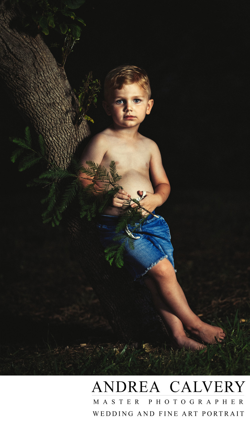 Portraits Fine Art Photographer Dallas-Fort Worth Texas
