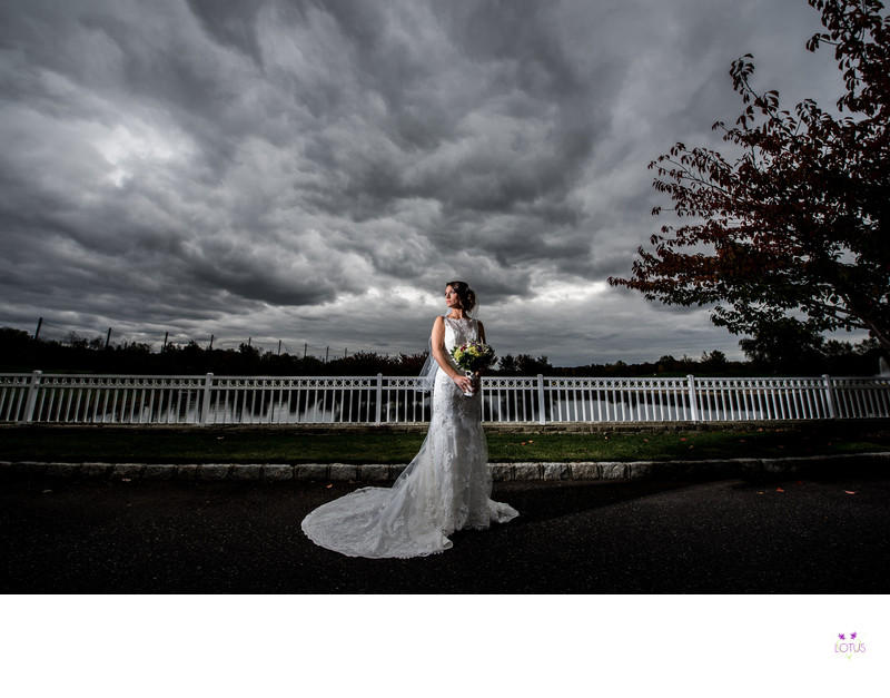 Willow Creek Country Club Wedding Photographer - Bride