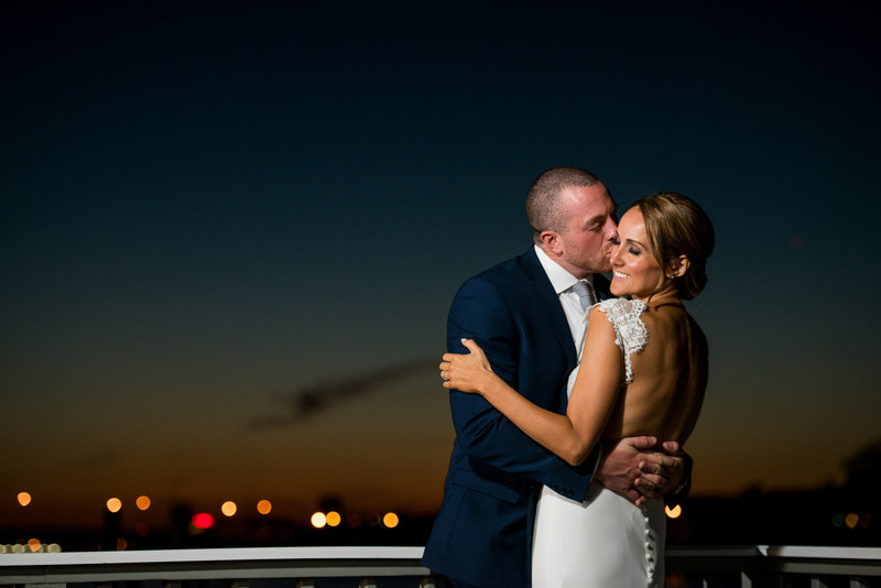 Bridgeview Yacht Club Wedding Photographer