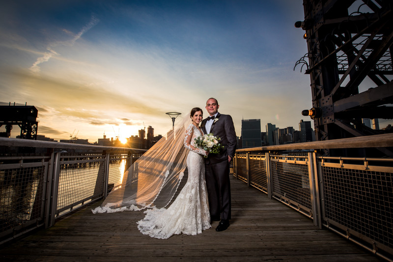 Long Island City Wedding Photographer | Modern Images