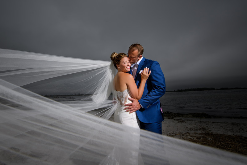 Lido Beach Wedding Photographer: Sands at Lido