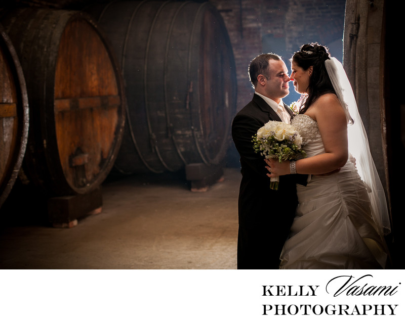 Winery Wedding Photos | Brotherhood Winery | New York