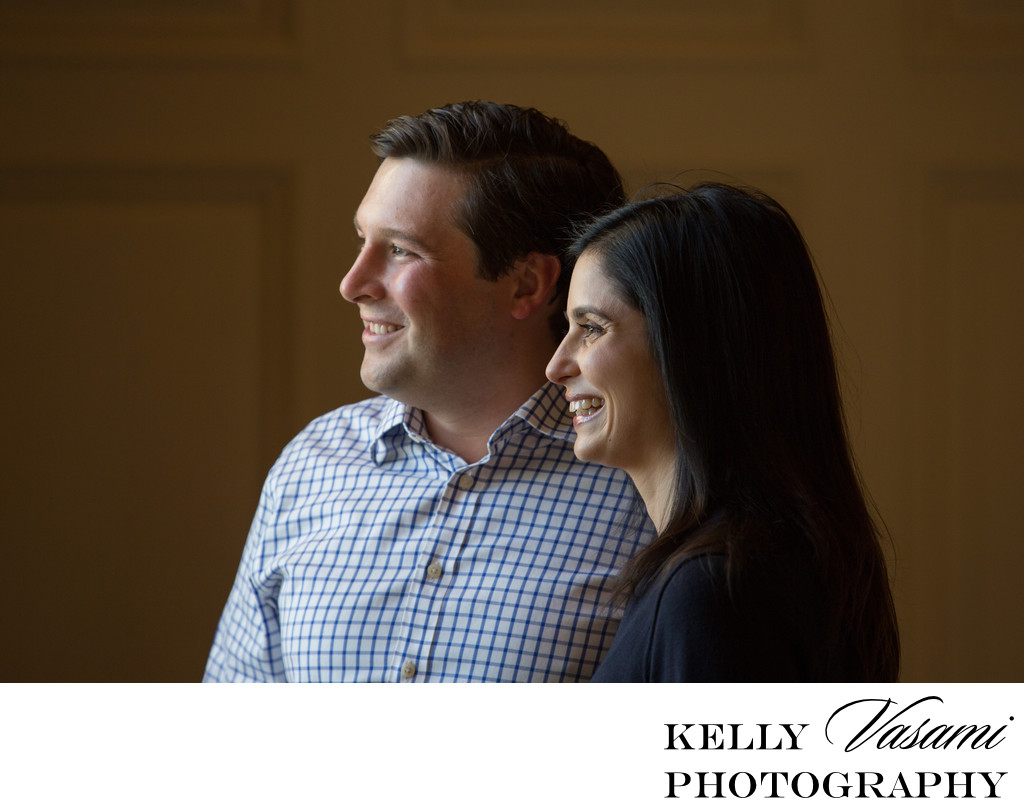 Westchester Engagement Session | Country Club
