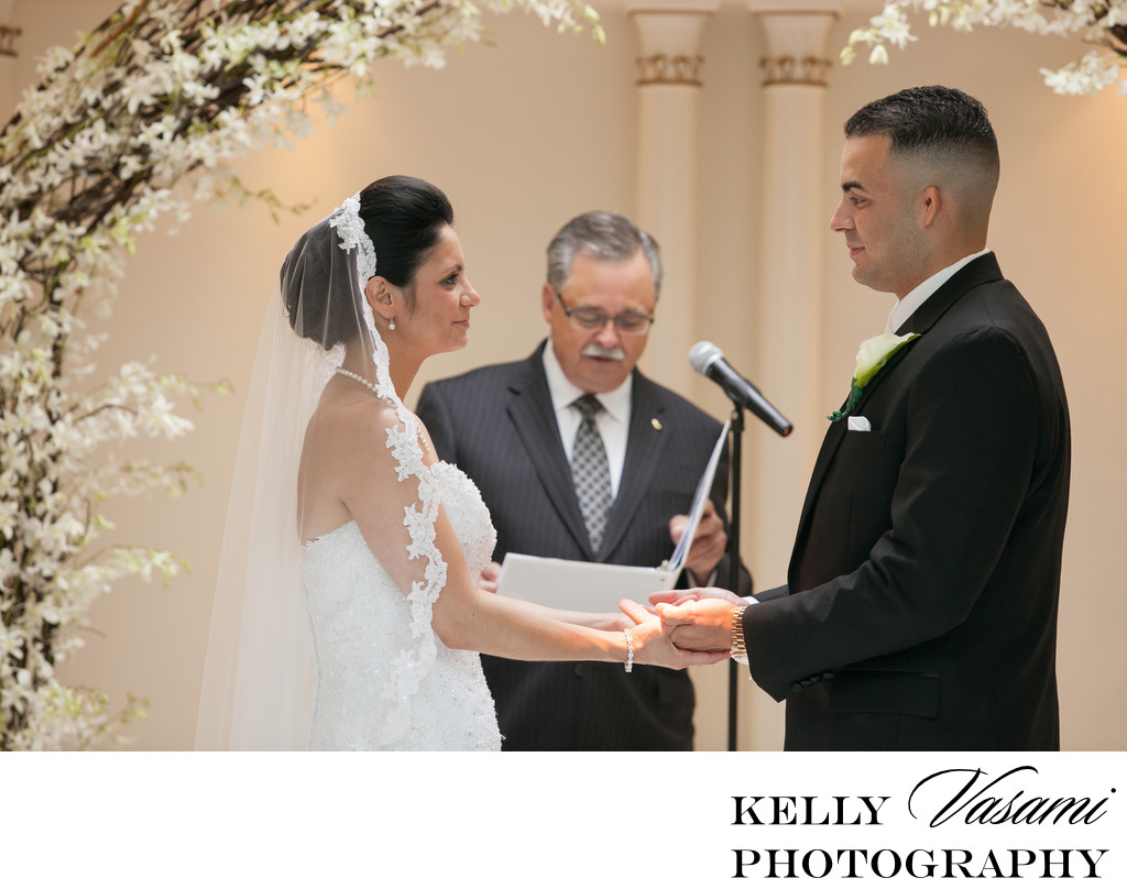 Wedding Ceremony Photos | The Fountainhead New Rochelle