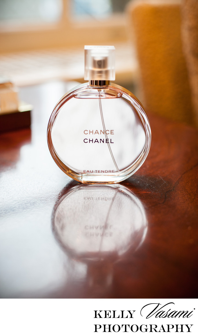 Bridal Perfume | Chance Chanel | Tappan Hill Wedding
