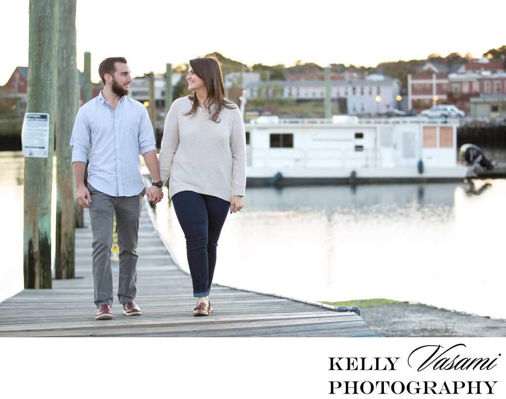 Coastal Coonecticut Engagement Session