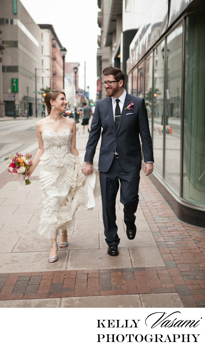 Center City Philadelphia Wedding Photography