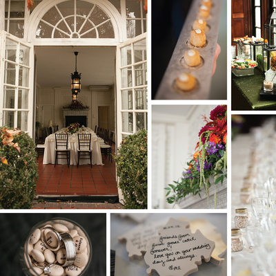 Intimate CV Rich Mansion Wedding | Wedding Magazine
