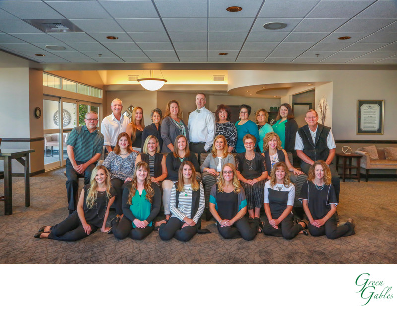 Pacific Cataract Laser group staff, Spokane Valley