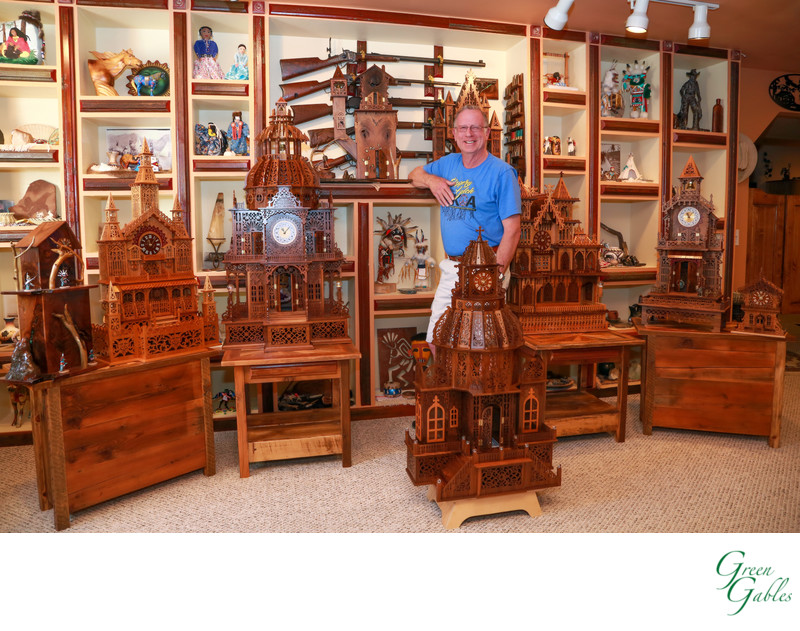 Spokane Vallet clock maker