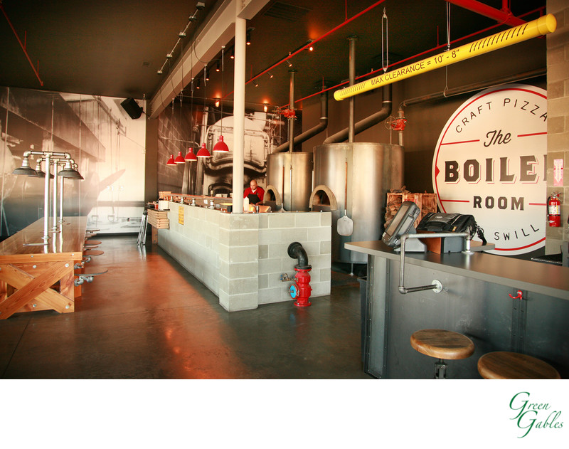 The Boiler Room Bistro, Spokane, WA