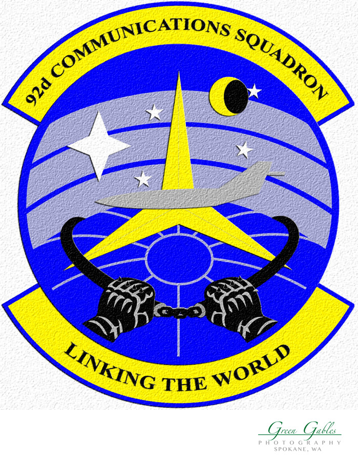 Fairchild AFB-92d Communication Squadron-Spokane