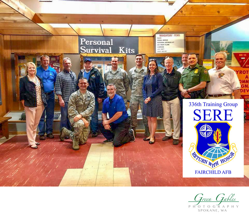 Fairchild Air Force Base-SERE-Spokane-14