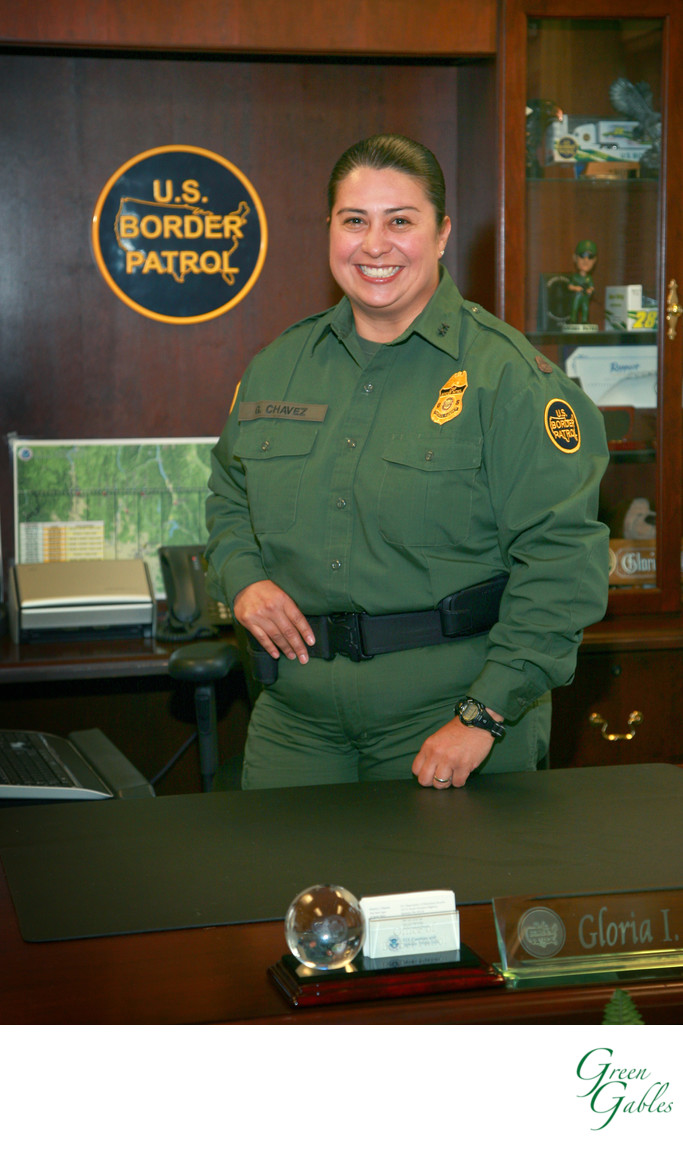US Border Patrol Chief