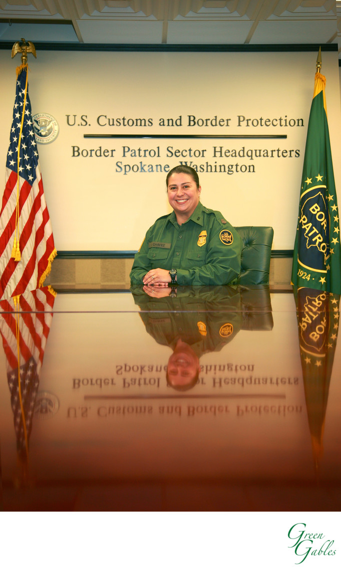 Chief, US Border Patrol