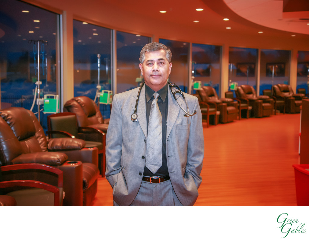 Dr. Chaudry, Spokane Valley Cancer Center