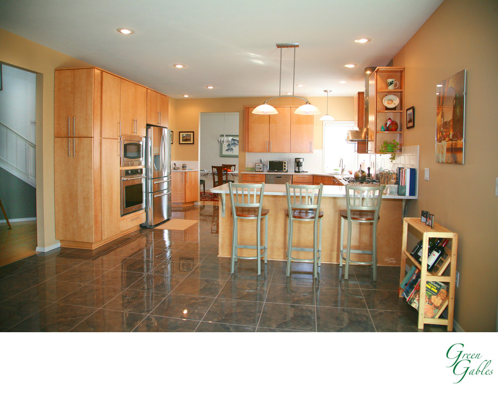 Allure Construction, kitchen remodel