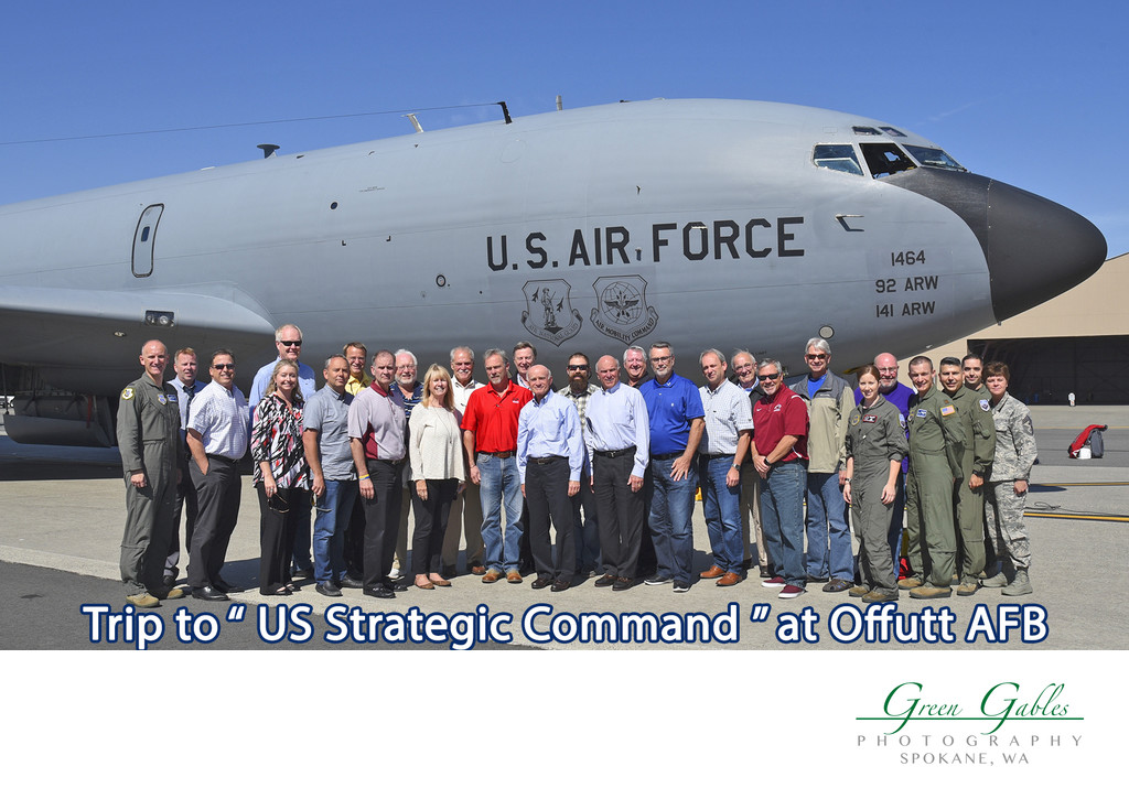 Fairchild Air Force Base-US STRAT Command-Myron-Spokane