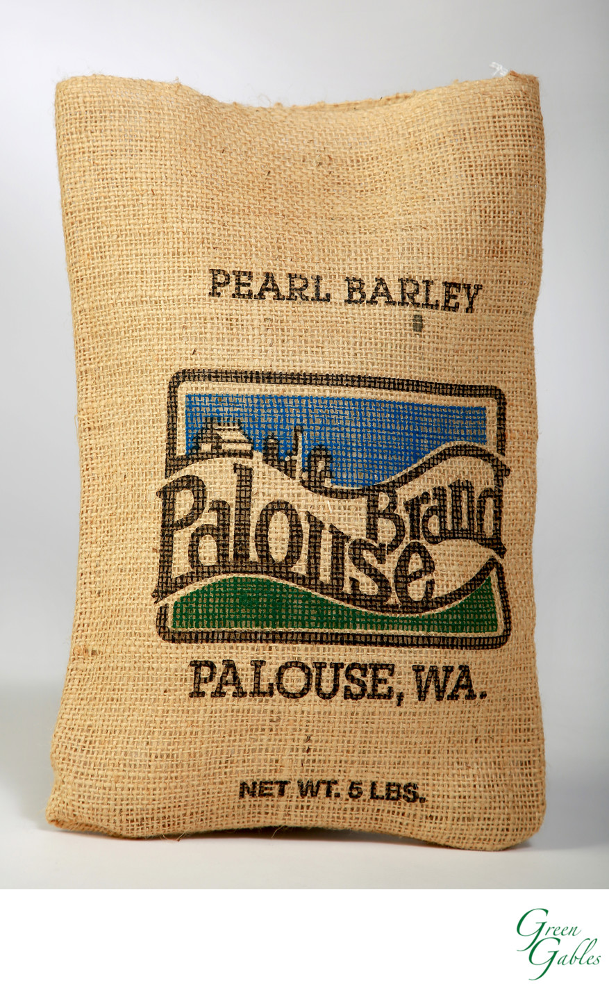 Justus Bag Co. Spokane, WA, Palouse Brand Barley