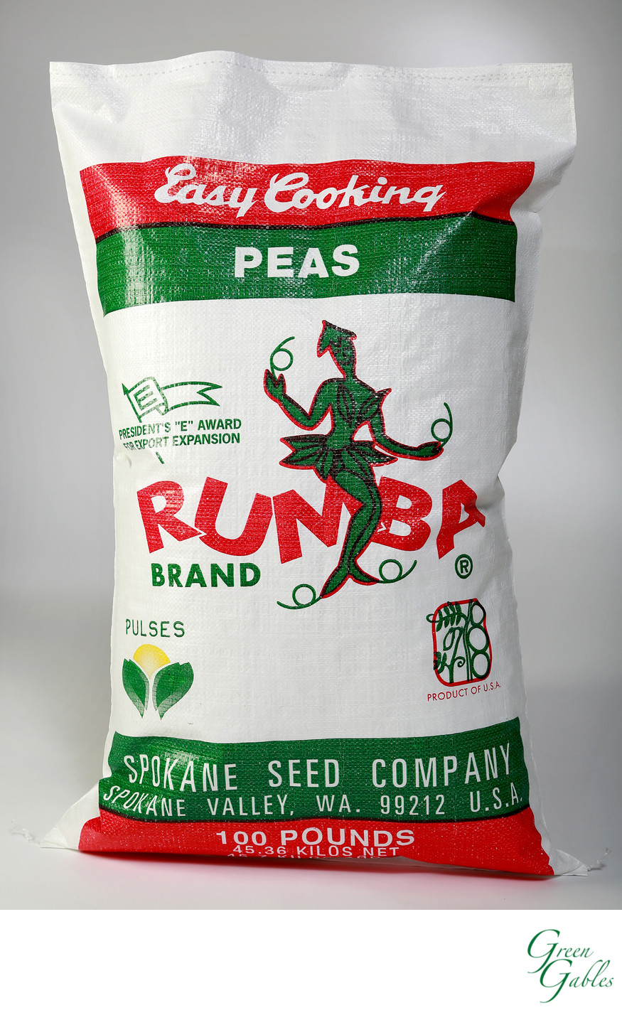 Spokane Seed Company, Easy Cooking Peas