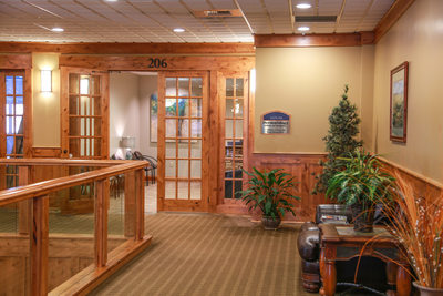 Dermatology Clinic of Spokane, entrance