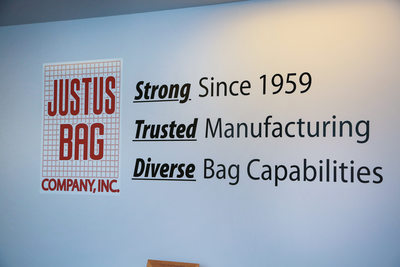 Justus Bag Company, Spokane and Portland