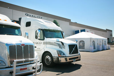 Quality Custom Distribution, trucks