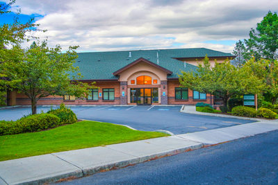 Dr. Regalado, DDS office building in north Spokane