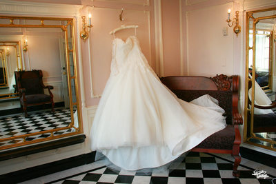 bridal room, mezzanine of Marie Antoinette Room
