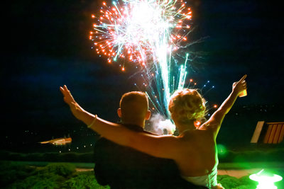 Coeur d' Alene Resort,destination wedding,fireworks-01