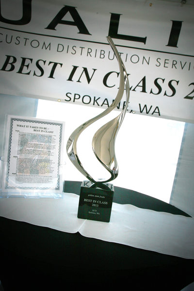 Quality Custom Dist.,  Best in Class Spokane Valley