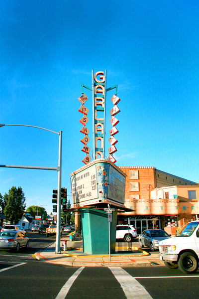 Garland Theatre, north Spokane
