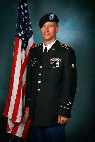 US Army Active Duty, Jason brown
