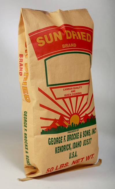 Sun Dried Brand, Justus Bag Co. Spokane, WA