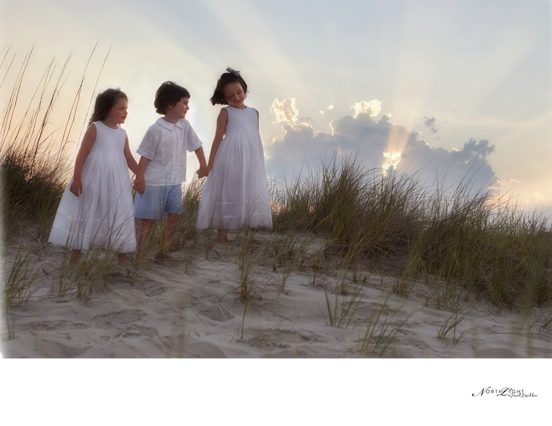 Beach Photographer | Professional Photographer | Children