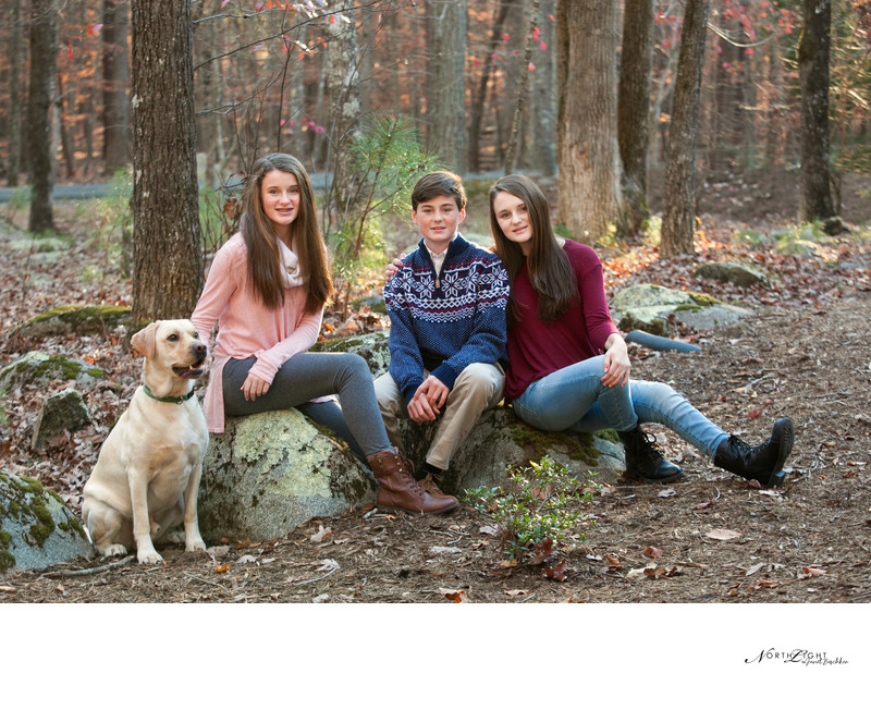 Family Photography Outdoors | Chapel Hill