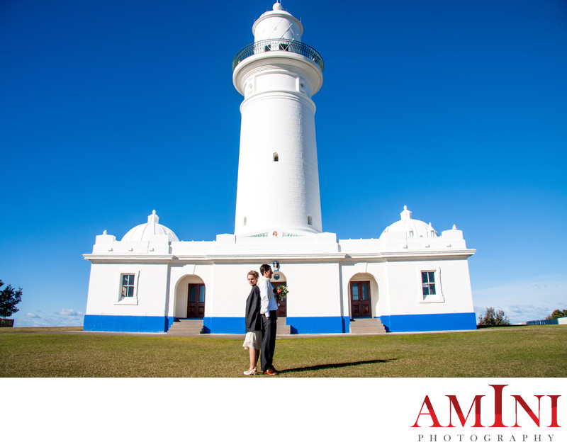 Wedding Photographer Watsons Bay