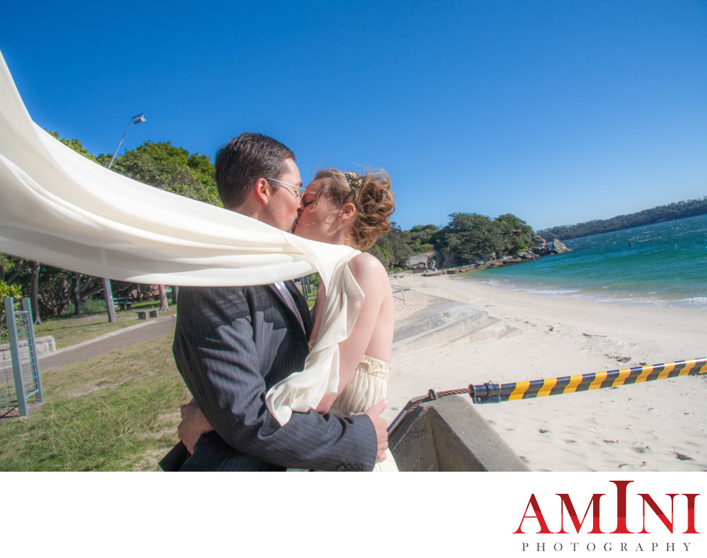 Wedding Photo at Doltone House in Sydney