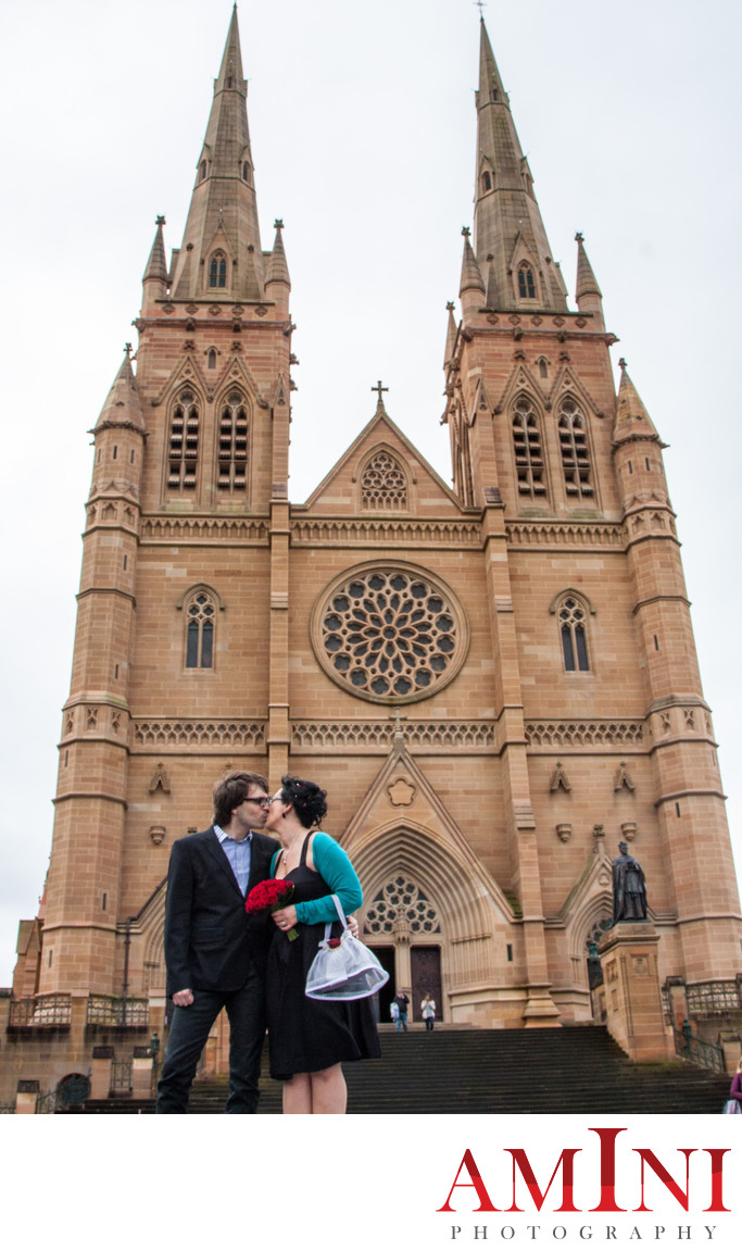 Sydney Engagement Photographer