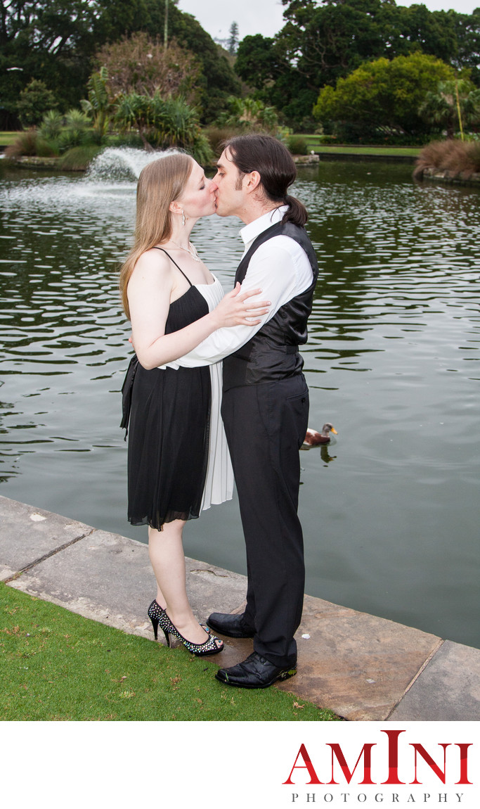 Engagements at Sydney Botanical Gardens
