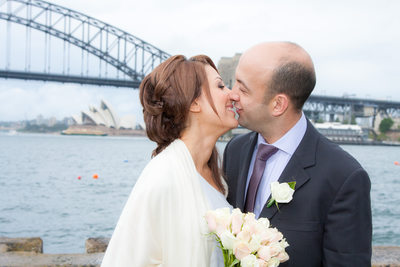 Wedding Photos at Doltone House in Sydney