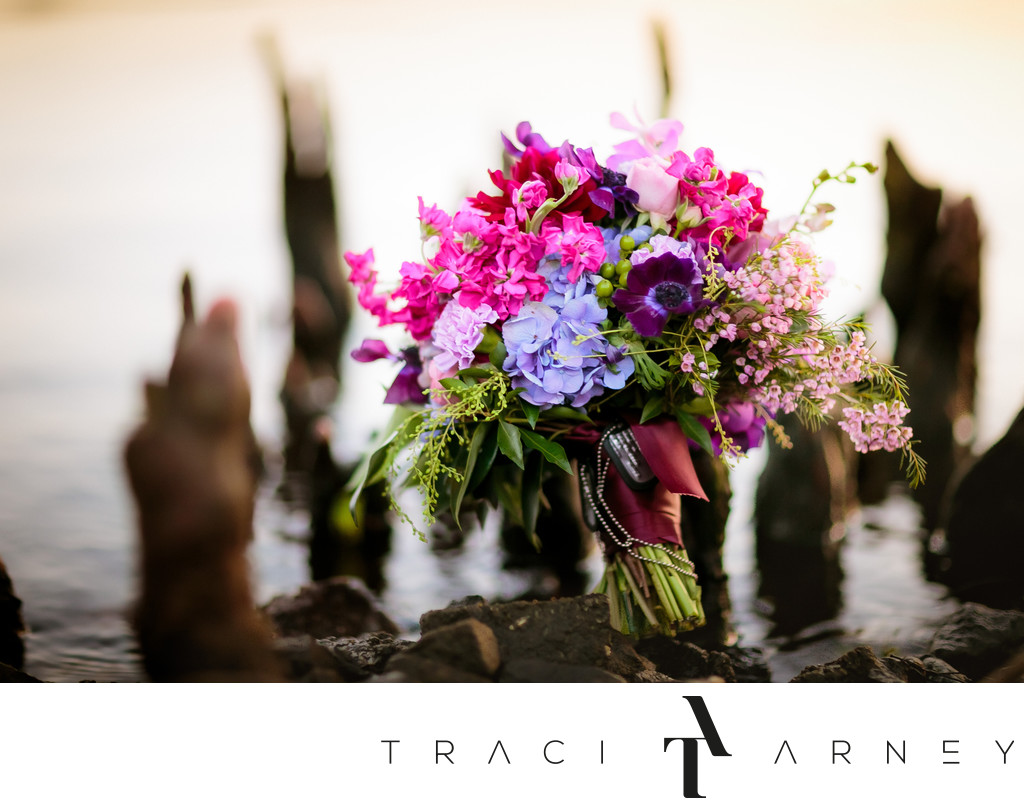 New Bern Wedding Photographer Flowers