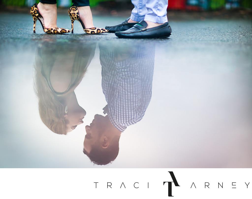 Top Charlotte NC Engagement and Wedding Photographer