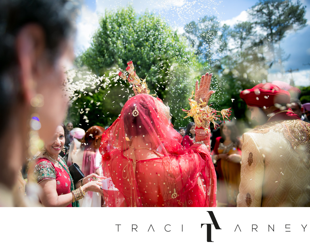 Top Raleigh NC Indian Wedding Photographer