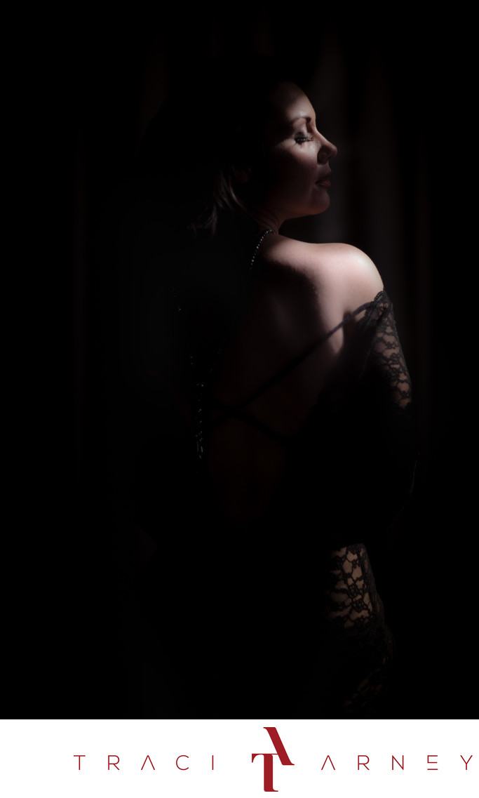 Winston-Salem Boudoir Photography