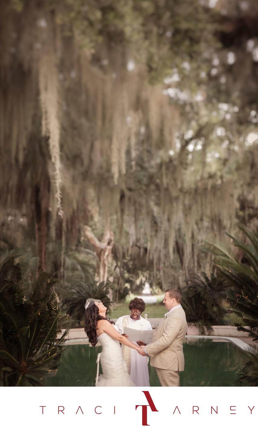 Reynolds Mansion Wedding Photography Sapelo Island