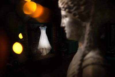 Dramatic Wedding Photography Asheville NC