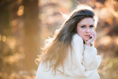 Fall Portrait Session by Top Photographer, Danville VA